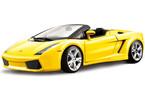 Bburago 1:18 Lamborghini Gallardo Spyder