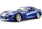Bburago 1:24 Kit Dodge Viper GTS Coupe (1996)