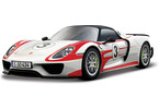 Bburago 1:24 Race Porsche 918 Weissach