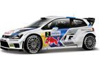 Bburago 1:32 Race 2014 VW Polo R WRC Jari-Matti Latvala