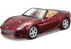 Bburago 1:43 Sign. Ferrari California T (open top)