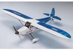 Flamingo .46 ARF Airline modrý