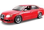 Kovový model auta Bburago 1:24 Audi RS4