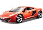 Kovový model auta Bburago 1:24 Plus McLaren MP4-12C
