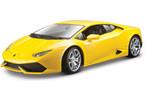 Kovový model auta Bburago 1:18 Plus Lamborghini Huracán LP 610-4