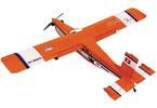 Pilatus PC-6 Turbo-Porter .40 ARF Airline oranžový