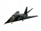 04037 - F-117 Stealth Fighter (1:144).