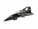 04051 - F-19 Stealth Fighter (1:144).