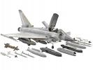04689 - Eurofighter Typhoon twin sea (1:48).
