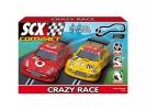 Autodráha SCX Compact Crazy Race 5m