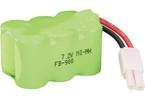 Baterie NiMH 7.2V 900mAh:FTB,ZZR,AER,FBC