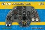Bf 110 přístrojová deska 1/4