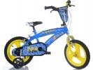 """Dětské kolo 16"""" BMX Mimoni"""