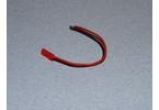 Kabel BEC samec silikonový 10cm