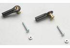 Kulový čep střední M2 - M2 krátký (2)