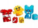LEGO DUPLO - Moji první skládací mazlíčci
