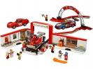 LEGO Speed Champions - Úžasná garáž Ferrari