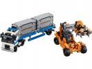 LEGO Technic - Přeprava kontejnerů