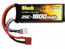 LiPol Black Magic 11.1V 1800mAh 25C Deans