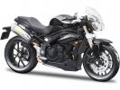Model motocyklu Bburago Triumph Speed Triple 1:18
