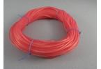 Silikonová hadička 2.4/5.5mm x 50m červená
