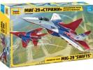 Zvezda MIG-29 Swifts (1:72)