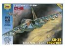 Zvezda Sukhoi SU-25 (1:72)