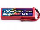 nVision LiPol 2500mAh 11.1V 30C