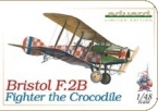 BRISTOL F.2B FIGHTER THE CROCODILE 1/48
