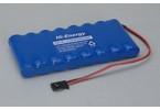 Baterie Tx NiMH 9.6V 2200mAh plochý
