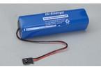 Baterie pro vysílače 2200 mAh 9,6 V se standardním konektorem.