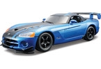 Bburago 1:24 Kit Dodge Viper SRT 10 ACR