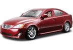 Bburago 1:24 Lexus IS 350