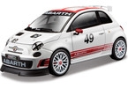 Bburago 1:24 Race Abarth 500 Assetto Corse