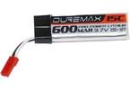 DUREMAX Power LiPol 3.7V 600mAh 15C JST