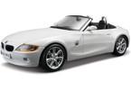 Kovový model auta Bburago 1:24 BMW Z4