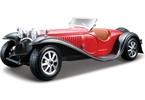 Kovový model auta Bburago 1:24 Bugatti Type 55