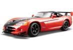 Kovový model auta Bburago 1:24 Dodge Viper SRT 10 ACR
