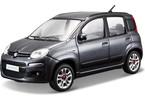Kovový model auta Bburago 1:24 Fiat Nuova Panda
