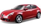 Kovový model auta Bburago 1:24 Plus Alfa Romeo Giulietta