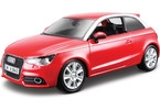 Kovový model auta Bburago 1:24 Plus Audi A1