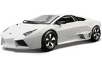 Kovový model auta Bburago 1:24 Plus Lamborghini Reventón