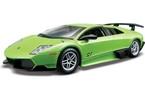 Kovový model auta Bburago 1:24 Plus Lamborghini Murciélago LP 67