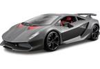 Kovový model auta Bburago 1:24 Plus Lamborghini Sesto Elemento