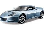 Kovový model auta Bburago 1:24 Plus Lotus Evora S IPS