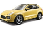 Kovový model auta Bburago 1:24 Plus Porsche Cayenne Turbo