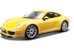 Kovový model auta Bburago 1:24 Plus Porsche 911 Carrera S