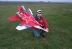 MIG 29 3D EDF Red Star