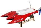 Sea Drifter Hydro RTR 2.4GHz - červená