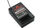Spektrum DSM - přijímač 3CH SR3300T s telemetrií